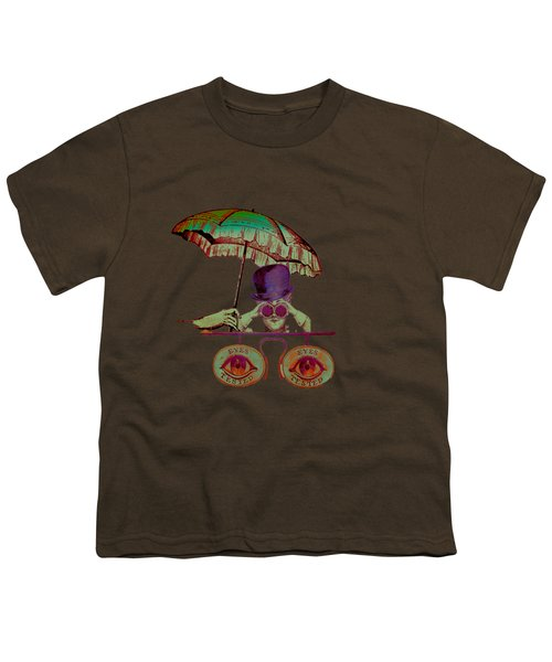 Steampunk T Shirt Design Youth T-Shirt