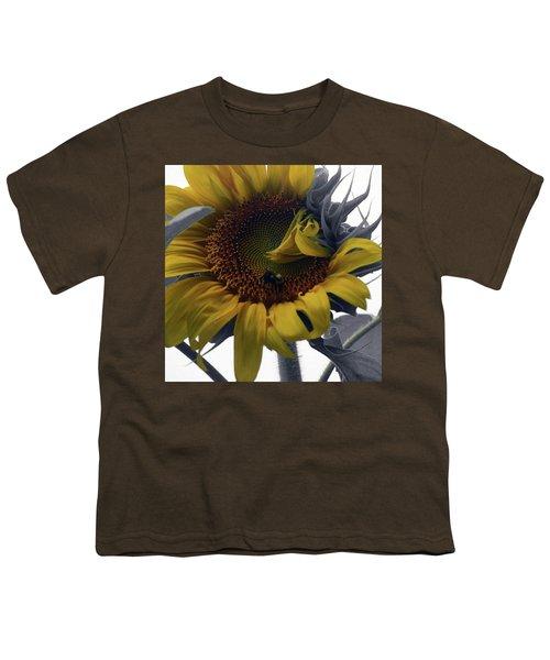 Sunflower Bee Youth T-Shirt
