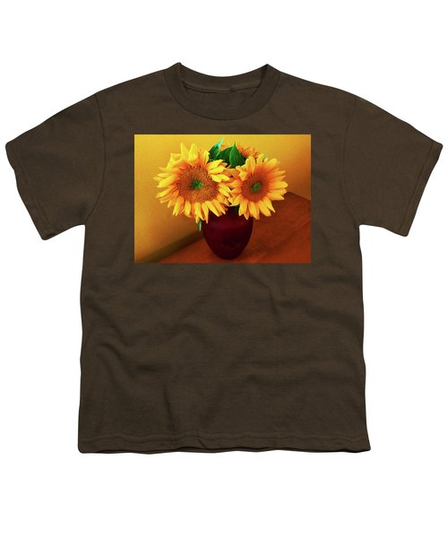 Sunflower Corner Youth T-Shirt