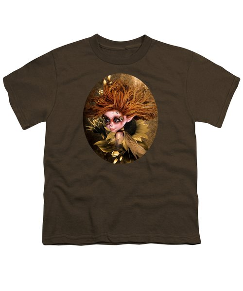 Sunflower Fairy Youth T-Shirt