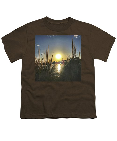 Sunset @ Copper Sky Youth T-Shirt
