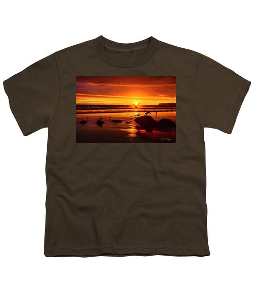 Sunset Surprise Youth T-Shirt