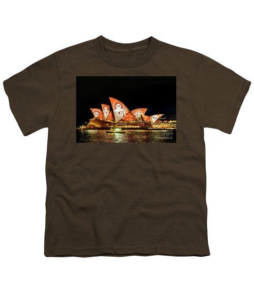 Ochre On Opera Youth T-Shirt