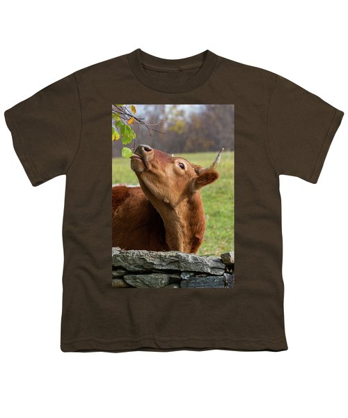 Youth T-Shirt featuring the photograph Tasty by Bill Wakeley