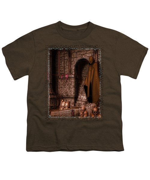 The Dark Youth T-Shirt by Sharon and Renee Lozen