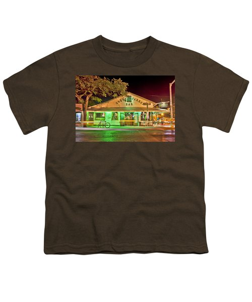 The Greeen Parrot Youth T-Shirt