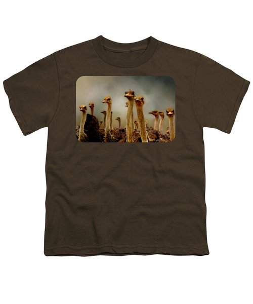 The Savannah Gang Youth T-Shirt by Linda Koelbel