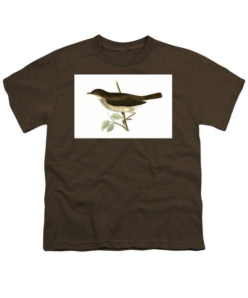 Thrush Nightingale Youth T-Shirt by English School