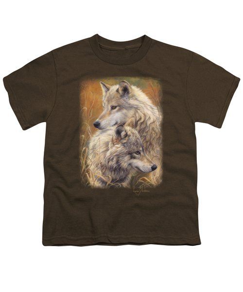 Together Youth T-Shirt by Lucie Bilodeau