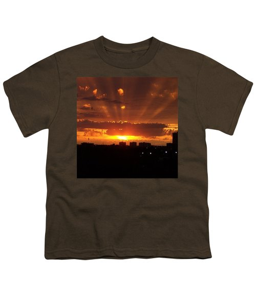 Toronto - Just One Breathtaking Sunset Youth T-Shirt