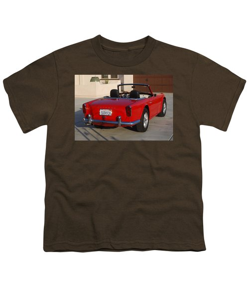 Triumph Tr4 Youth T-Shirt