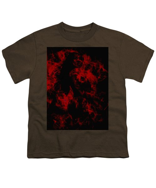 Venus Williams On Fire Youth T-Shirt