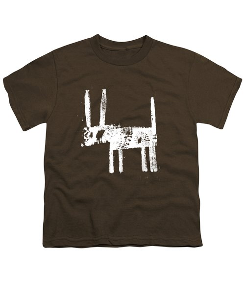 White Youth T-Shirt