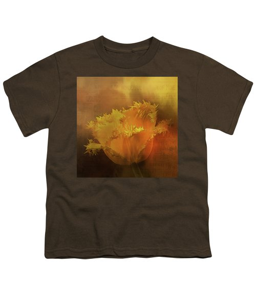 Yellow Flower Youth T-Shirt