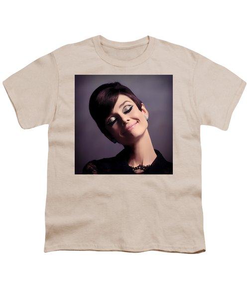 Audrey Hepburn Youth T-Shirt