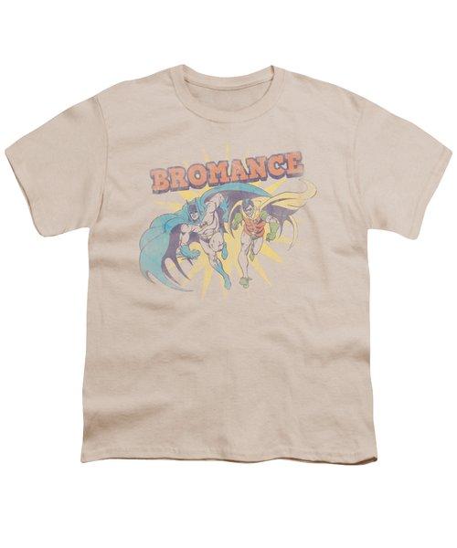 Dc - Bromance Youth T-Shirt