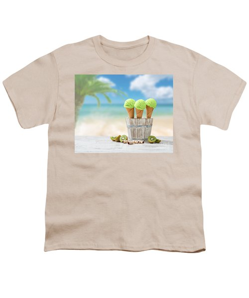 Ice Creams  Youth T-Shirt