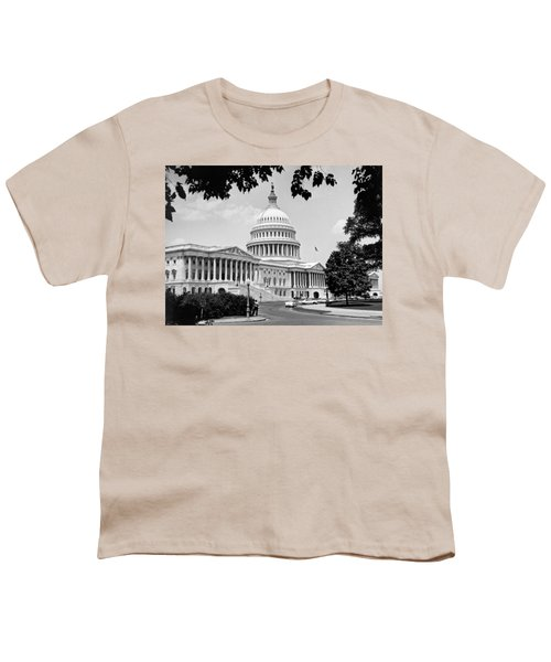 The Capitol Building Youth T-Shirt