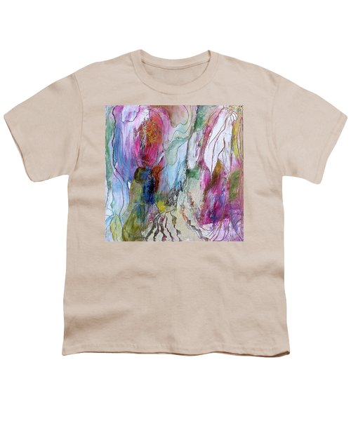 Under The Ice Of Venus Youth T-Shirt