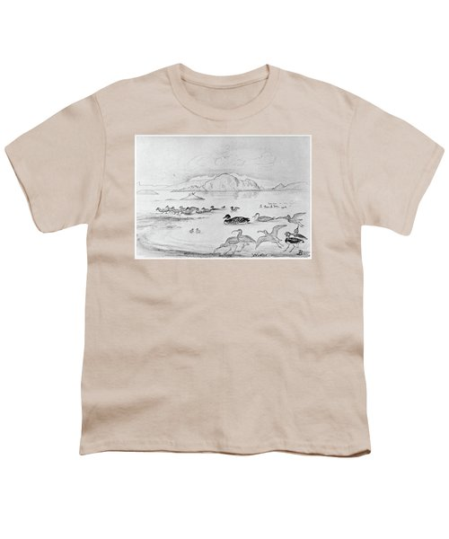 Blackburn Birds, 1895 Youth T-Shirt