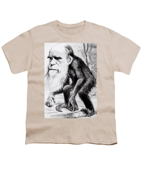 A Venerable Orang Outang Youth T-Shirt by English School