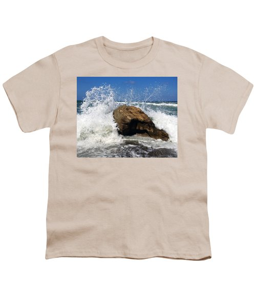 Beach Greece Youth T-Shirt