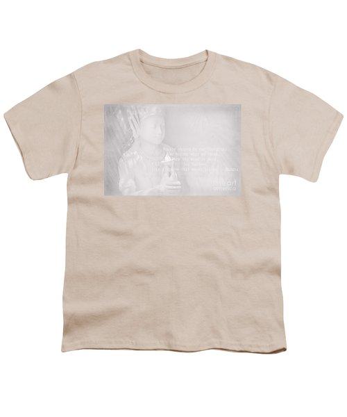 Bodhisattva Youth T-Shirt by Sharon Mau