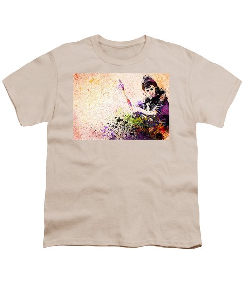 Bruce Springsteen Splats 2 Youth T-Shirt