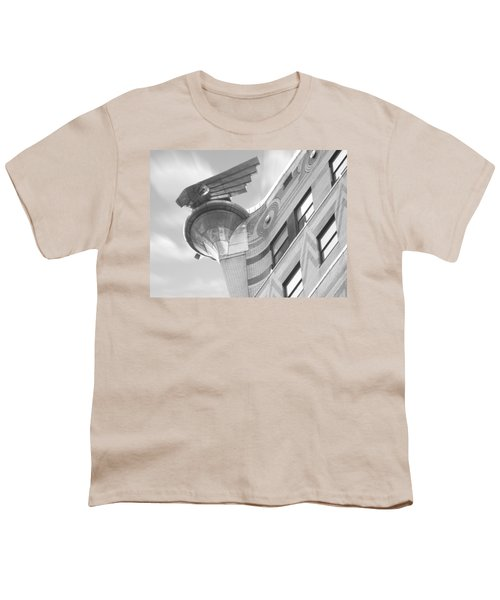 Chrysler Building 4 Youth T-Shirt