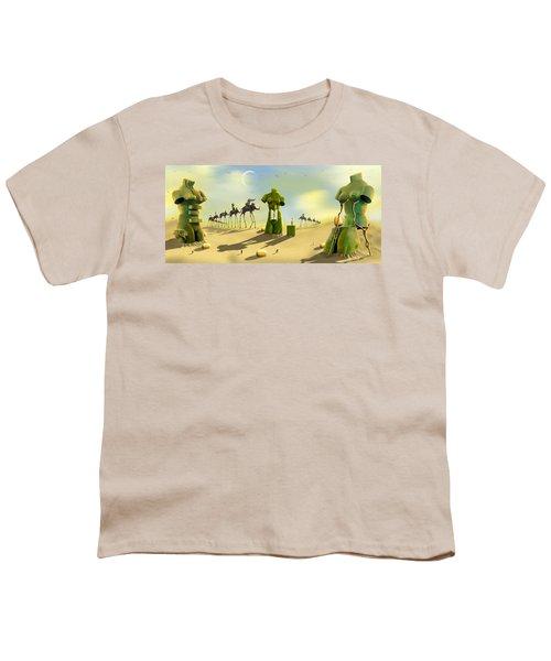 Daliland Park - Panoramic Youth T-Shirt
