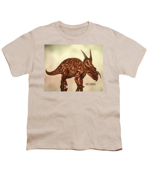 Einiosaurus Youth T-Shirt