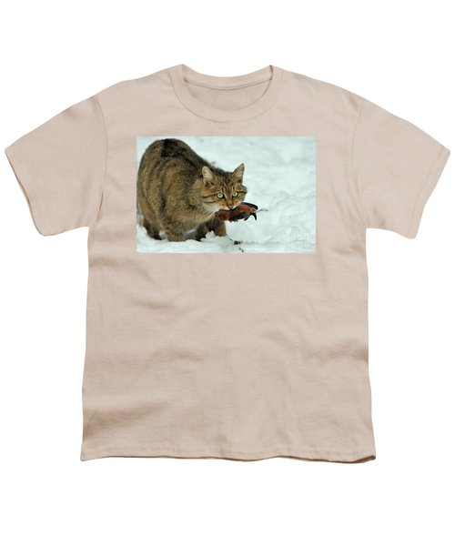 European Wildcat Youth T-Shirt