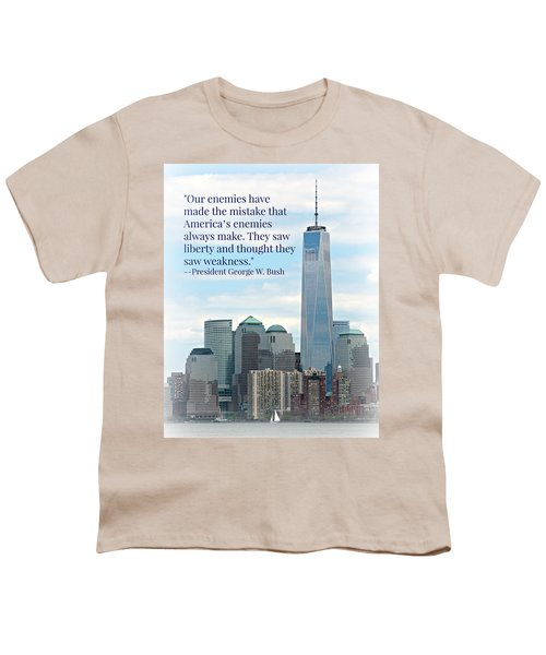 Freedom On The Rise Youth T-Shirt