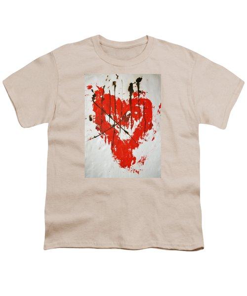 Heart Flash Youth T-Shirt