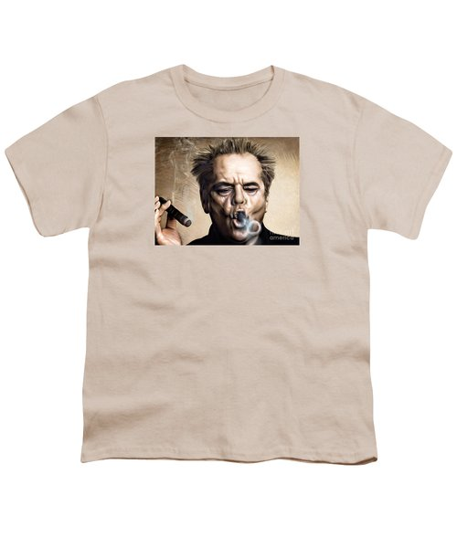 Jack Nicholson Youth T-Shirt