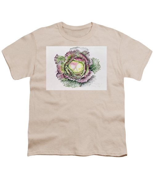 January King Cabbage  Youth T-Shirt