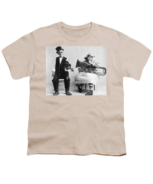 Jimmie And Blanche Creighton Youth T-Shirt