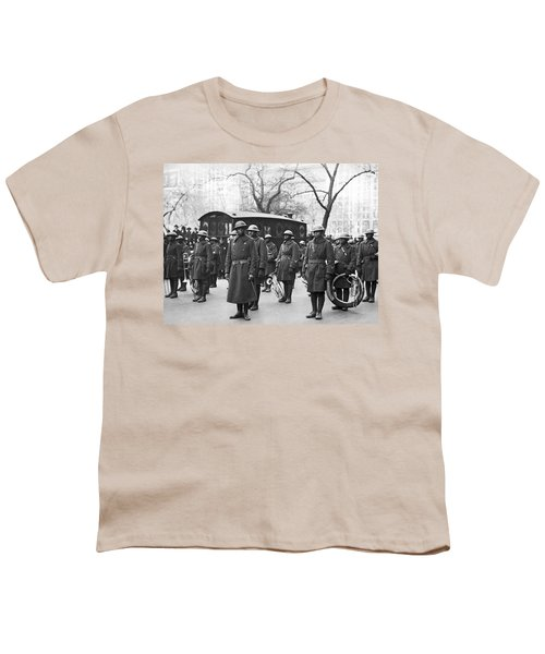 Lt. James Reese Europe's Band Youth T-Shirt by Underwood Archives