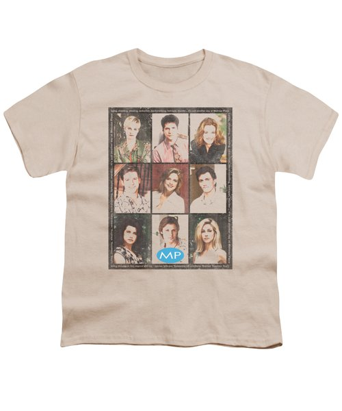 Mp - Season 2 Cast Squared Youth T-Shirt