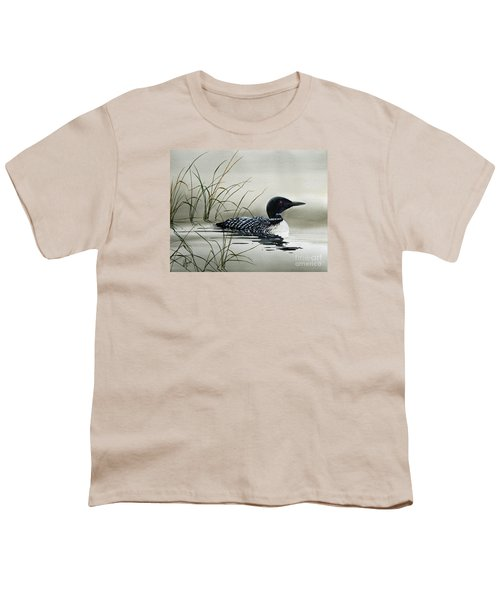 Nature's Serenity Youth T-Shirt by James Williamson