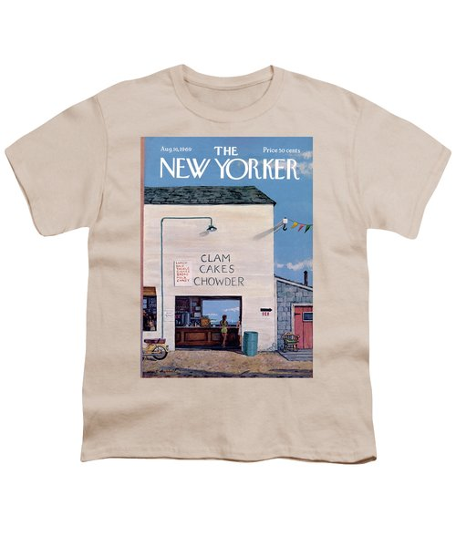 New Yorker August 16th, 1969 Youth T-Shirt