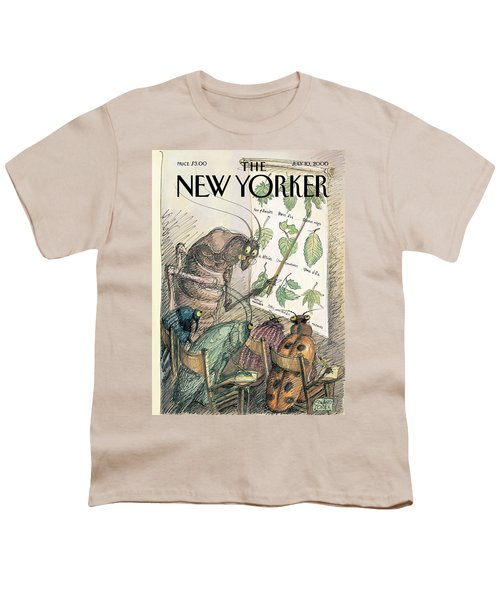 New Yorker July 10th, 2000 Youth T-Shirt