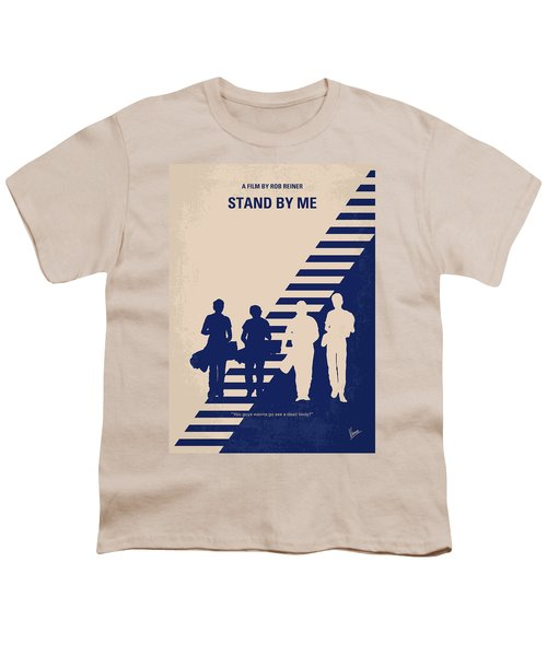 No429 My Stand By Me Minimal Movie Poster Youth T-Shirt