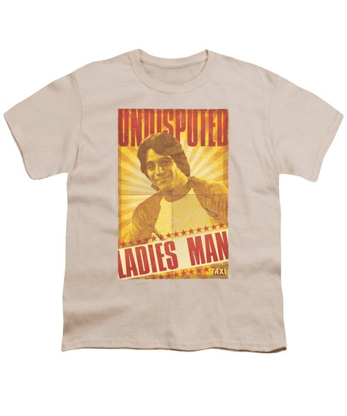 Taxi - Ladies Man Youth T-Shirt