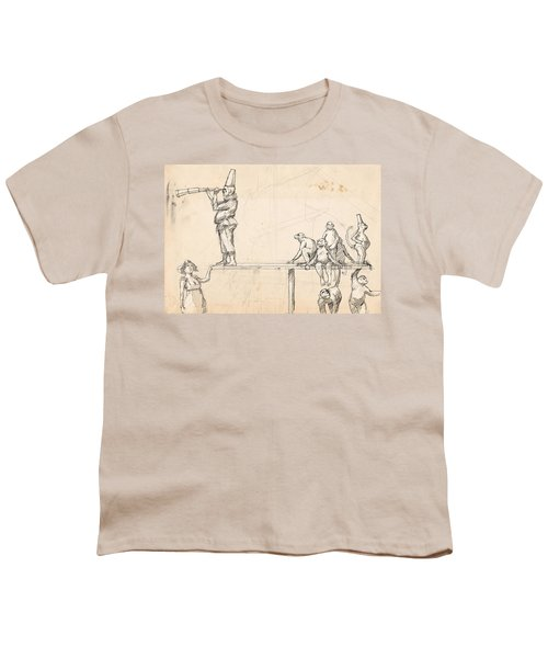 The Captain Youth T-Shirt