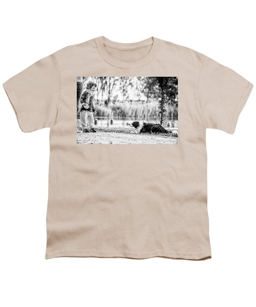 We Live As We Dream Youth T-Shirt