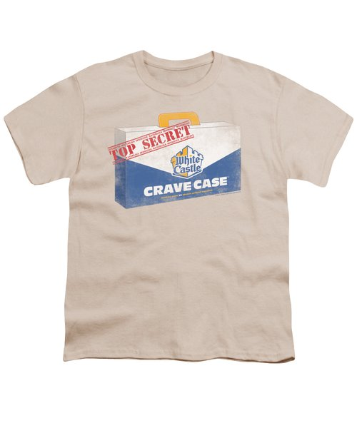 White Castle - Crave Case Youth T-Shirt by Brand A
