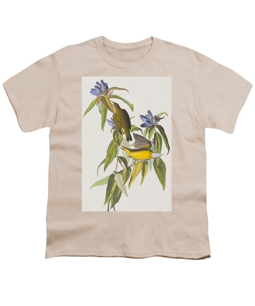 Connecticut Warbler Youth T-Shirt