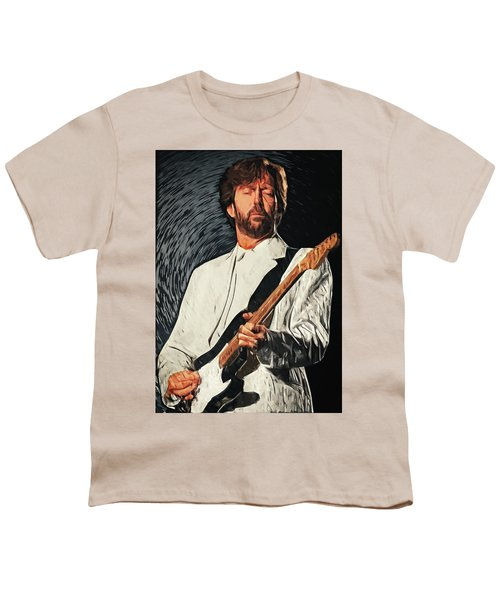 Eric Clapton Youth T-Shirt