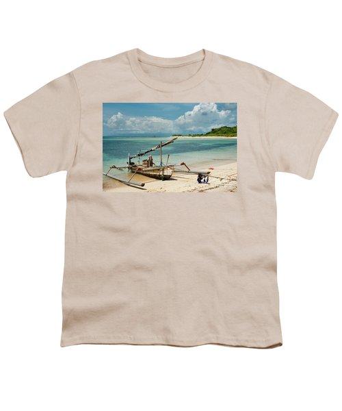 Fishing Boat Youth T-Shirt